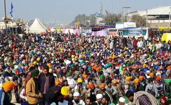 दिल्ली, हरियाणा, UP पुलिस से साफ बोले किसान- हर हाल में दिल्ली की आउटर रिंग रोड पर ट्रैक्टर मार्च निकालेंगे