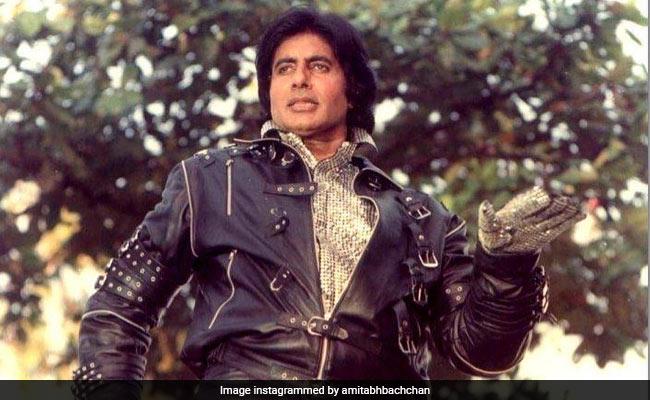 Amitabh Bachchan Thinks He Was A 'Failure' At Replicating Michael Jackson