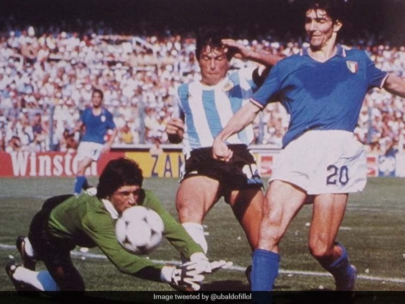 World Cup victor  Rossi dies aged 64 By