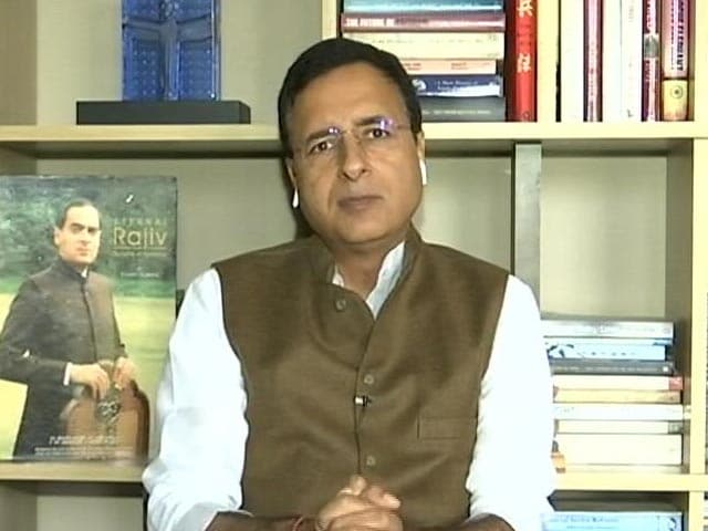 """Video : """"BJP Never Reached Out To Us"""": Randeep Surjewala On Winter Session"""
