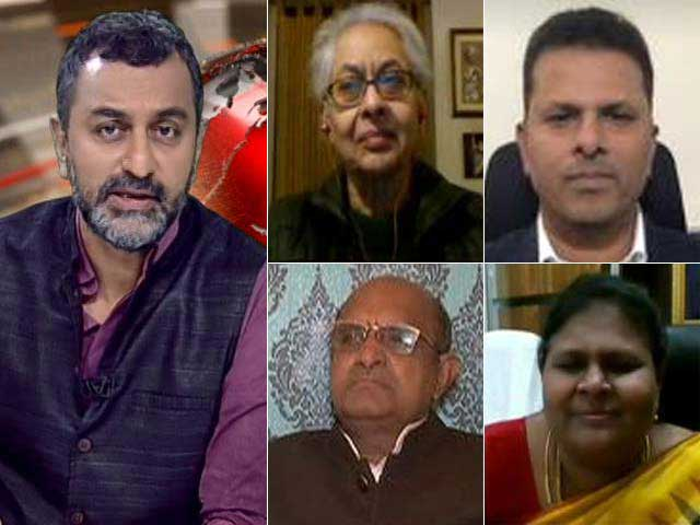 Video : From Bihar To Tamil Nadu, Is The BJP Coming Under 'Friendly Fire' From Allies?