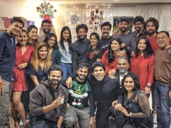 Here's How Ram Charan, Allu Arjun And Niharika Konidela Celebrated Christmas With Family
