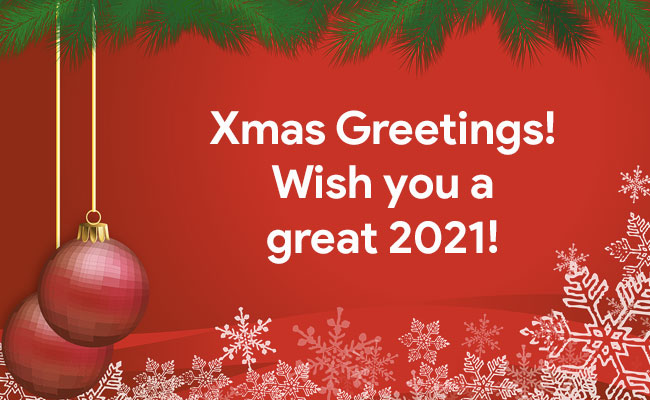 Merry Christmas 2020: wishes and messages