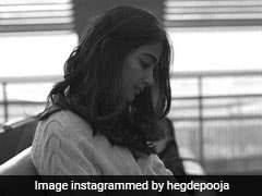 Pooja Hegde Reminisces About Her Stylish Days Travelling In A Cosy Sweater