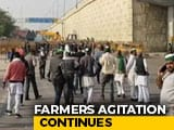 Video : More Farmers Expected To Join Protest Near Delhi-UP Border