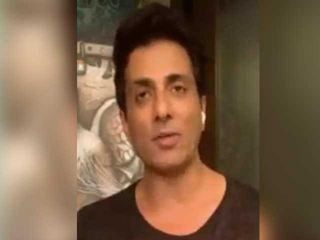 Video : I Dream Of The Entire World On Cycles One Day: Sonu Sood