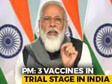 Video : Top News Of The Day: India To Get Vaccine In A Few Weeks, Says PM