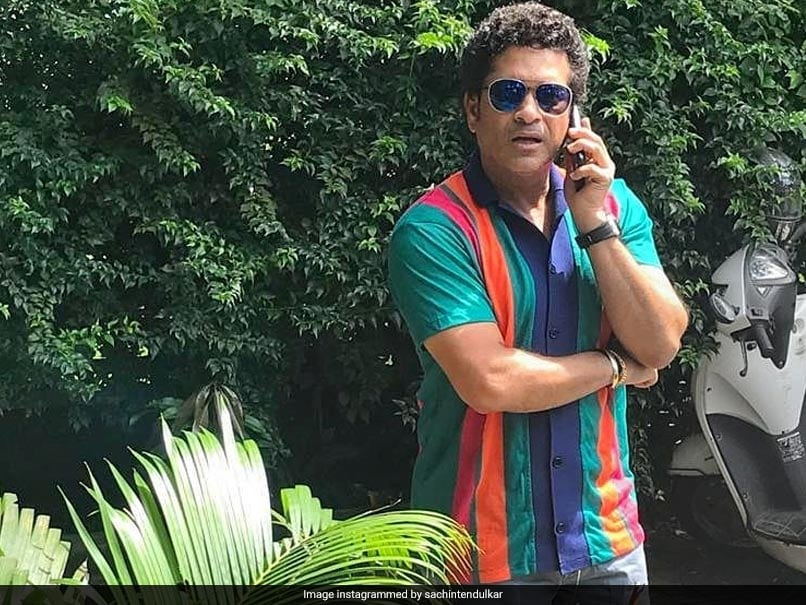 Sachin Tendulkar Did This To Keep In Touch With Friends In 2020. See Pic |  Cricket News