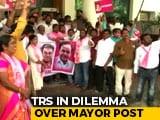 Video : To Go With Asaduddin Owaisi's AIMIM Or Not: TRS's Dilemma