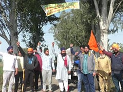 """""""No Garlands, Only Shoes"""": Another Haryana Village Boycotts BJP, Ally"""