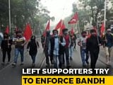 Video : Left Party Supports Block Roads, Trains To Support Farmers' Bharat Bandh