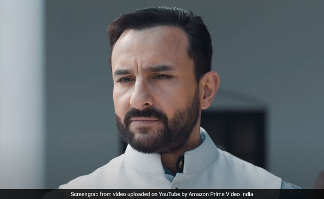 Tandav Teaser: Saif Ali Khan And Dimple Kapadia Promise Nail-Biting Political Thriller Series