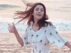 गोवा पहुंची Shehnaaz Gill ने Beach पर कराया Photoshoot, लहरों के बीच यूं पोज देती आईं नजर- देखें  Video