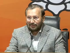 Prakash Javadekar Demands Probe After Voting Machines Found At Trinamool Leader's Home