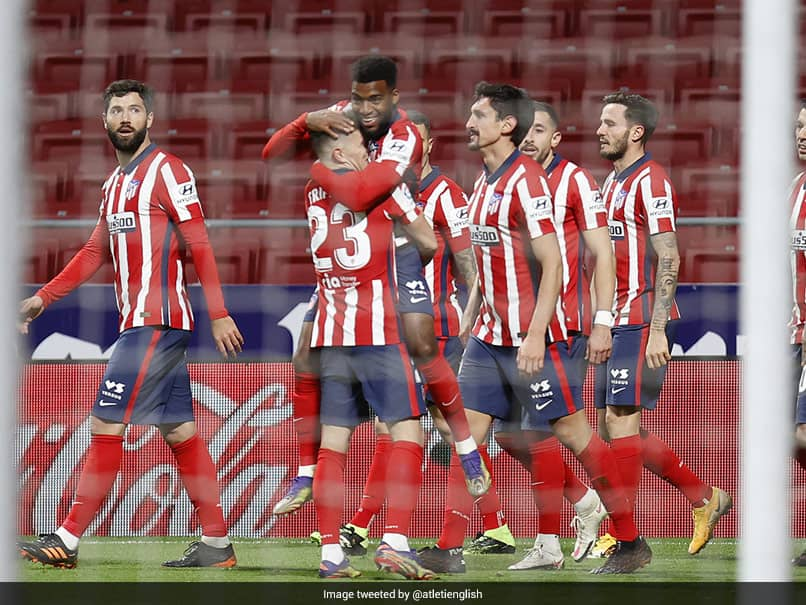 Atletico Madrid Favourites To Win La Liga, Says Zinedine Zidane