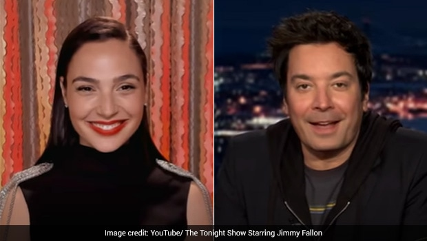 Watch: Jimmy Fallon Challenges 'Wonder Woman' Gal Gadot To Try 3 American Foods