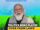 Video : PM Narendra Modi's Second Outreach To Farmers
