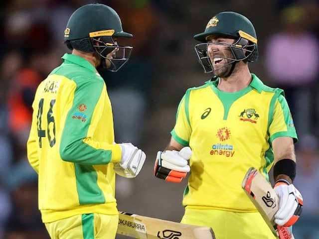 Nothing Wrong In Playing Switch-Hit Shot: Glenn Maxwell