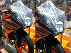 2021 KTM RC 200 Motorcycle Spotted Ahead Of Launch