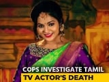 Video : Tamil TV Actor Chitra's Mother Says Husband Killed Her, Wants Probe