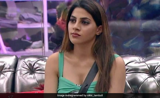 Bigg Boss 14: Here's What Salman Khan Told Nikki Tamboli After Her Eviction From The Show