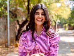 The 'Surreal' Reason Sanjana Sanghi 'Can't Stop Smiling'