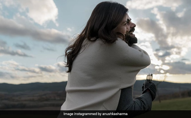 3 Years Of Us And Soon, 3 Of Us: Anushka's Post For Virat On Anniversary