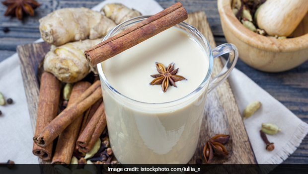How To Make Ginger-Milk - A Winter-Special Superdrink For Health And Immunity
