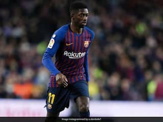 Ousmane Dembele Injury Adds To Barcelonas Problems