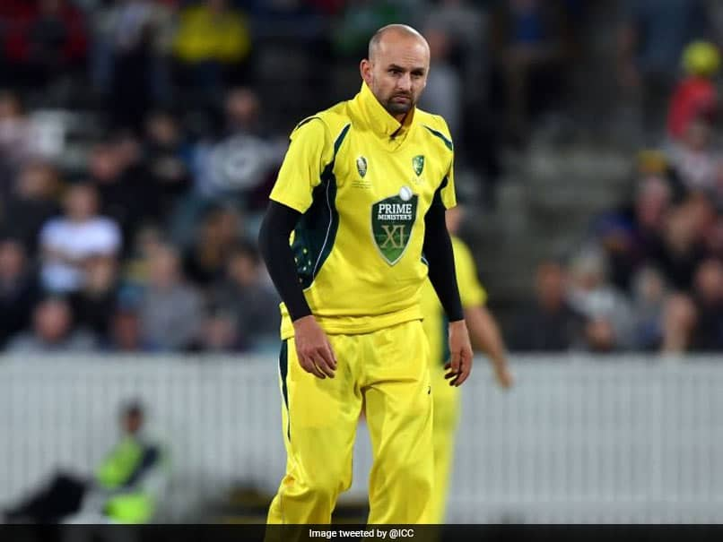 Australia vs India: Nathan Lyon Added To T20I Squad, Aussies Await Aaron Finchs Scan Results