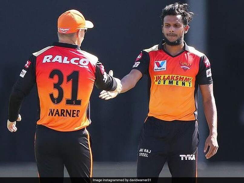 Indian Premier League: T Natarajan Ruled Out Of IPL 2021 With Knee Injury, Says Report | Cricket News