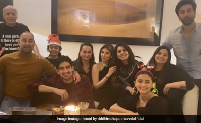 Christmas 2020: A Sneak Peek Into The Bhatts' Celebrations With Neetu Kapoor, Ranbir And Riddhima