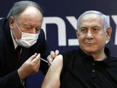 Israeli PM Benjamin Netanyahu Gets Coronavirus Vaccine Jab
