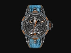 Roger Dubuis Launches Lamborghini Huracan STO Inspired Limited Edition Watch