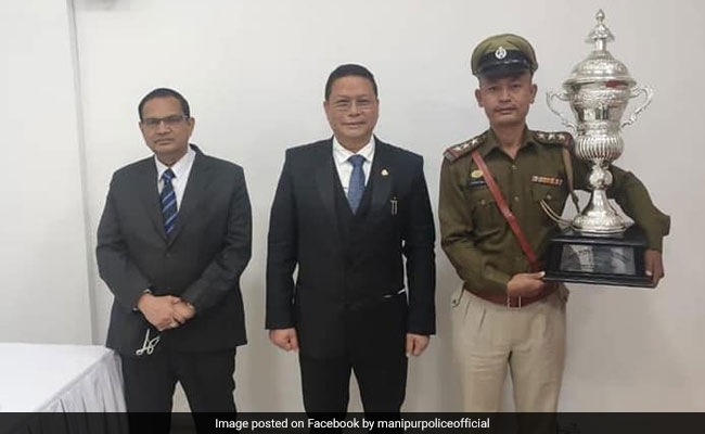 Police Station In Manipur Selected As Best In The Country By Centre