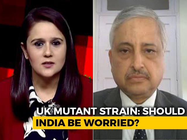 Video : Is India In Post-Infection Phase? Dr Randeep Guleria Explains