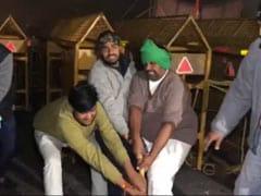 रक्षा मंत्री व कृषि मंत्री से मुलाकात के बाद चिल्ला बार्डर खुला, दिल्ली आने-जाने वालों को होगी आसानी