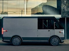 Canoo Electric Van Launched For $33,000 In The US