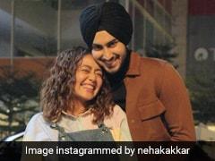 Neha Kakkar और रोहनप्रीत सिंह के घर आने वाला है नन्हा मेहमान, Photo शेयर कर दी कपल ने खुशखबरी