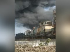 8 Injured In Fire After Explosion At Drug Factory In Hyderabad