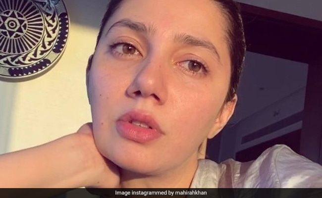 Mahira Khan Tests Positive For COVID-19. 'It's Been Rough,' She Writes