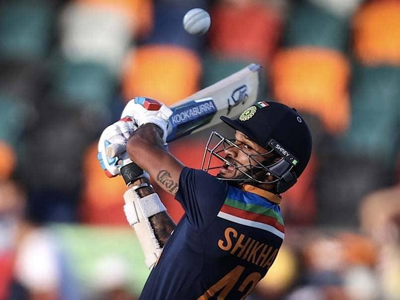 India vs Australia: Shikhar Dhawan Becomes Indias 3rd Highest Run-Scorer In T20Is