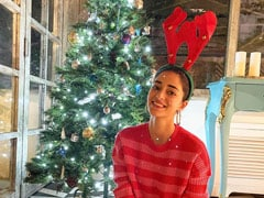 'Tis The Season To Be Jolly With Ananya Panday And Other Celebs. See What Stars Posted On Christmas Eve
