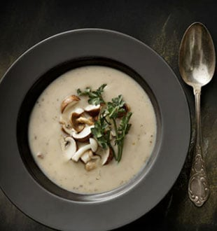 Watch: How To Make Onion-Mushroom Soup For Your Daily Vitamin D Fix (Recipe Video)