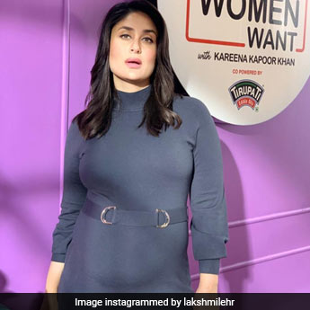 Kareena Kapoor Sets Gorgeous Pregnancy Style Goals In A Bodycon Dress