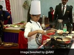 Tamil Nadu Girl Creates World Record By Cooking 46 Dishes In 58 Minutes