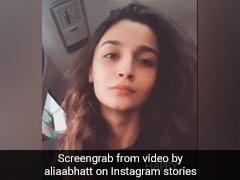 आलिया भट्ट ने गाड़ी में बैठे-बैठे यूं दिया क्यूट एक्सप्रेशन, वायरल हुआ Video