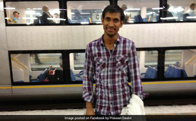 Telangana Man, 38, Run Over By Train In New Jersey