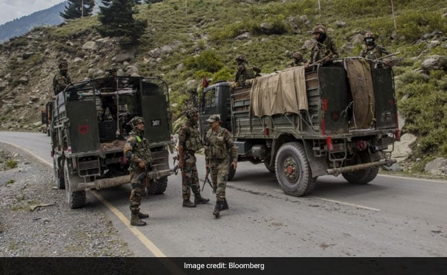 4 Of India's Most-Wanted Insurgent Leaders In China In October: Report