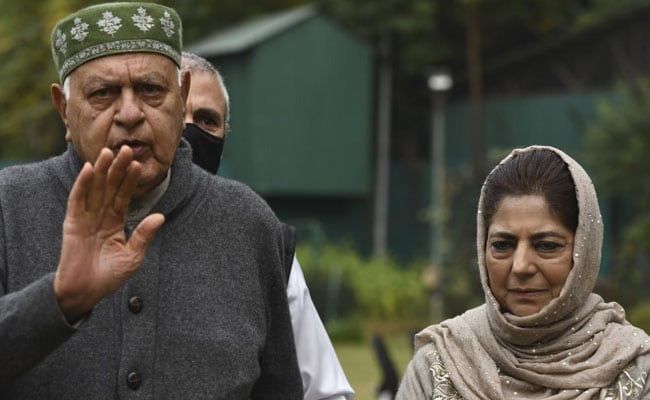 J&K Parties Hold Talks For 2nd Day Over Invite For PM Modi's Meeting